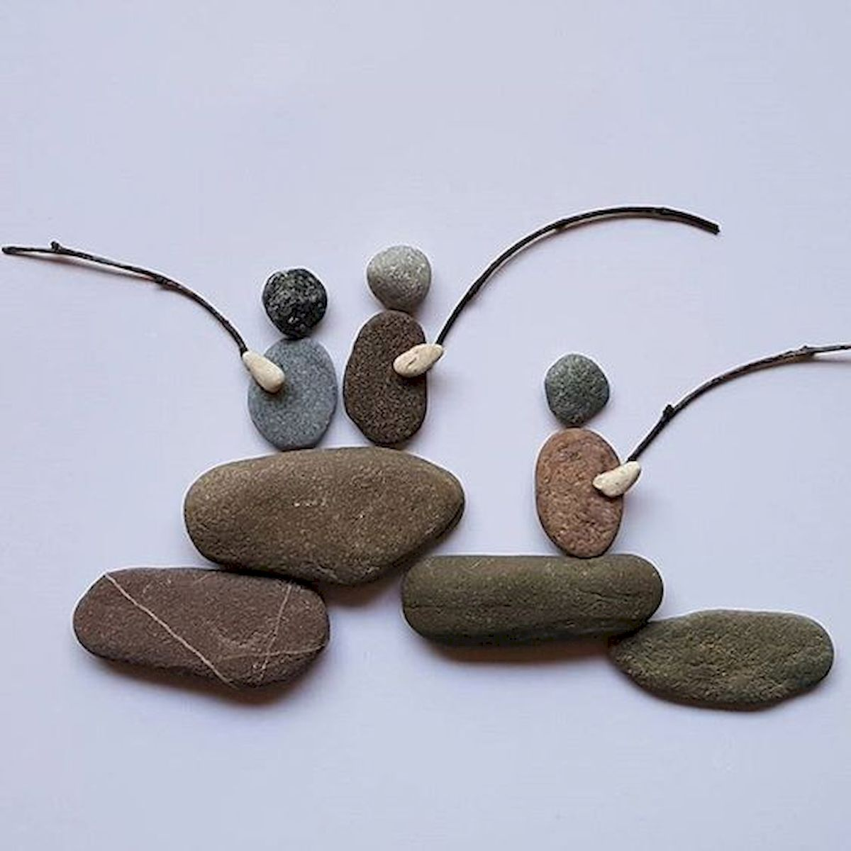 60 Best Stone Art Ideas Perfect For Beginners (37)