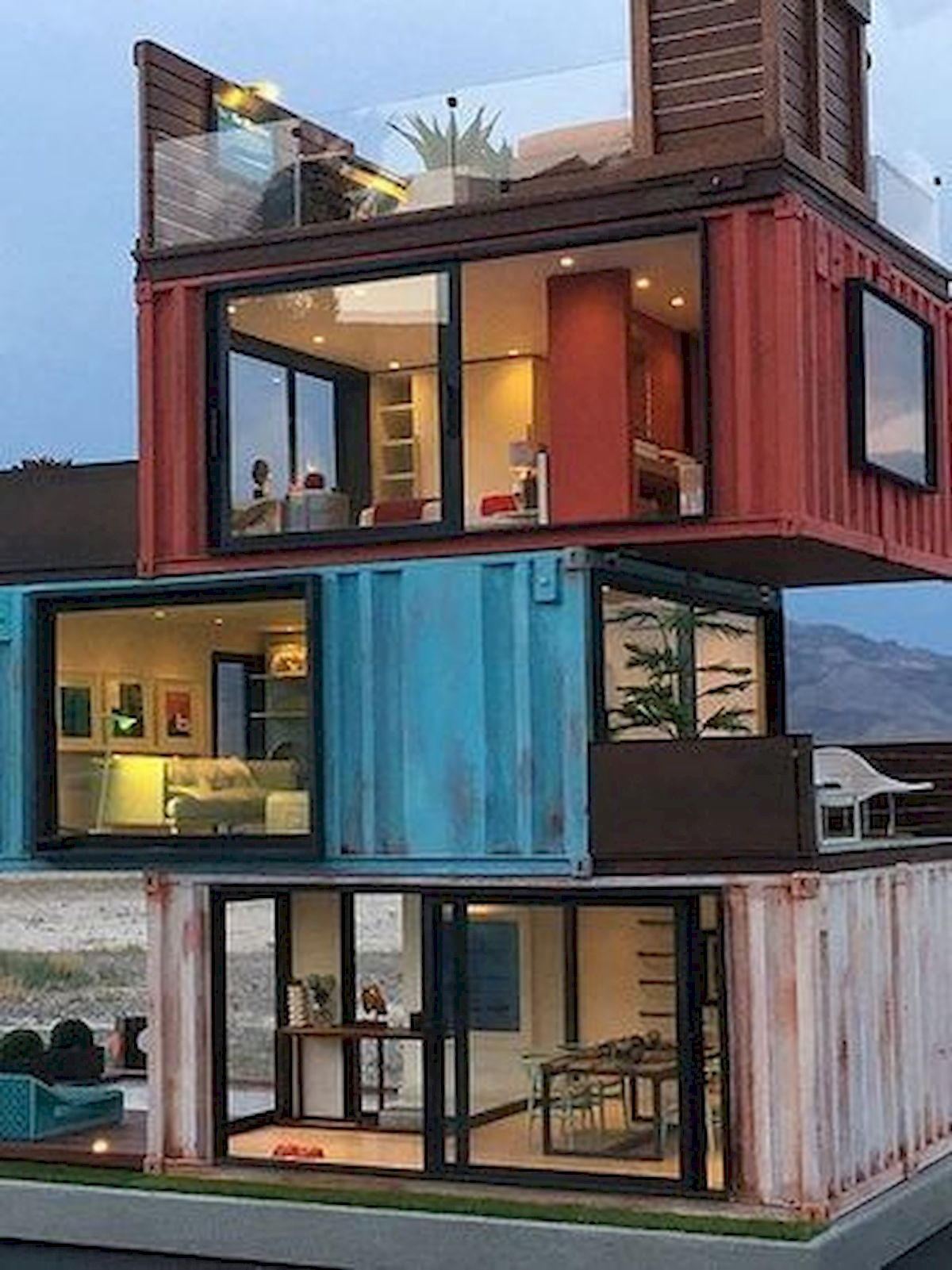 33 Awesome Container House Plans Design Ideas (23)