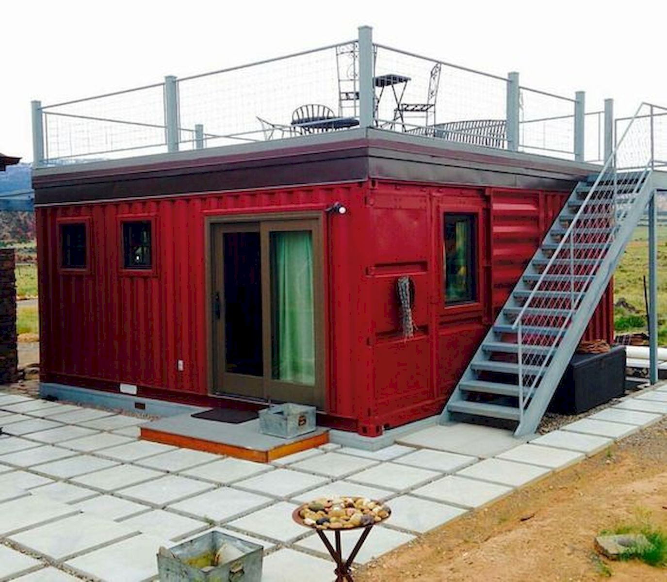 33 Awesome Container House Plans Design Ideas (33