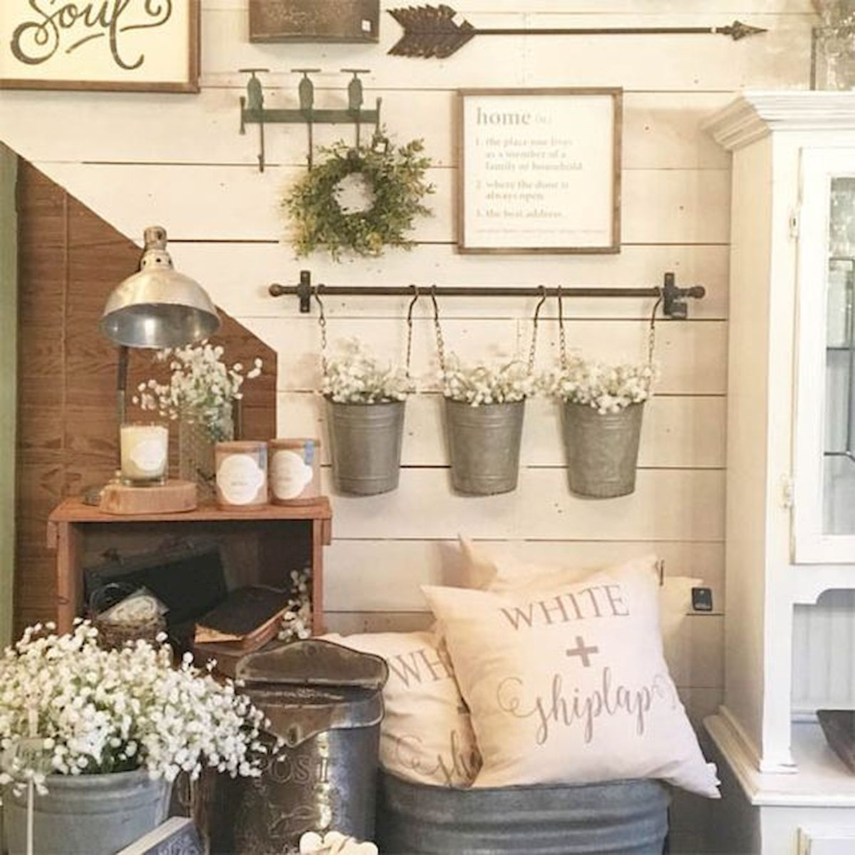 48 Best Rustic Wall Decor Ideas (27)