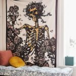 34 Gorgeous Halloween Bedroom Decor Ideas (10)
