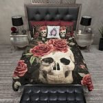 34 Gorgeous Halloween Bedroom Decor Ideas (27)