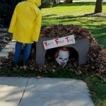 45 Stunning Halloween Decoration Outdoor Ideas (16)