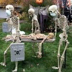 45 Stunning Halloween Decoration Outdoor Ideas (18)