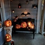 45 Stunning Halloween Decoration Outdoor Ideas (19)