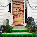 45 Stunning Halloween Decoration Outdoor Ideas (22)