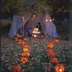 45 Stunning Halloween Decoration Outdoor Ideas (36)