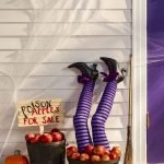 45 Stunning Halloween Decoration Outdoor Ideas (42)