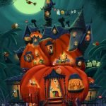 46 Awesome Halloween wallpaper Ideas (38)