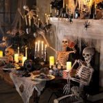 50 Stunning Halloween Decoration Indoor Ideas (14)
