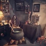 50 Stunning Halloween Decoration Indoor Ideas (2)