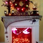 50 Stunning Halloween Decoration Indoor Ideas (25)