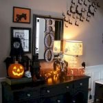 50 Stunning Halloween Decoration Indoor Ideas (30)