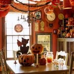 50 Stunning Halloween Decoration Indoor Ideas (32)