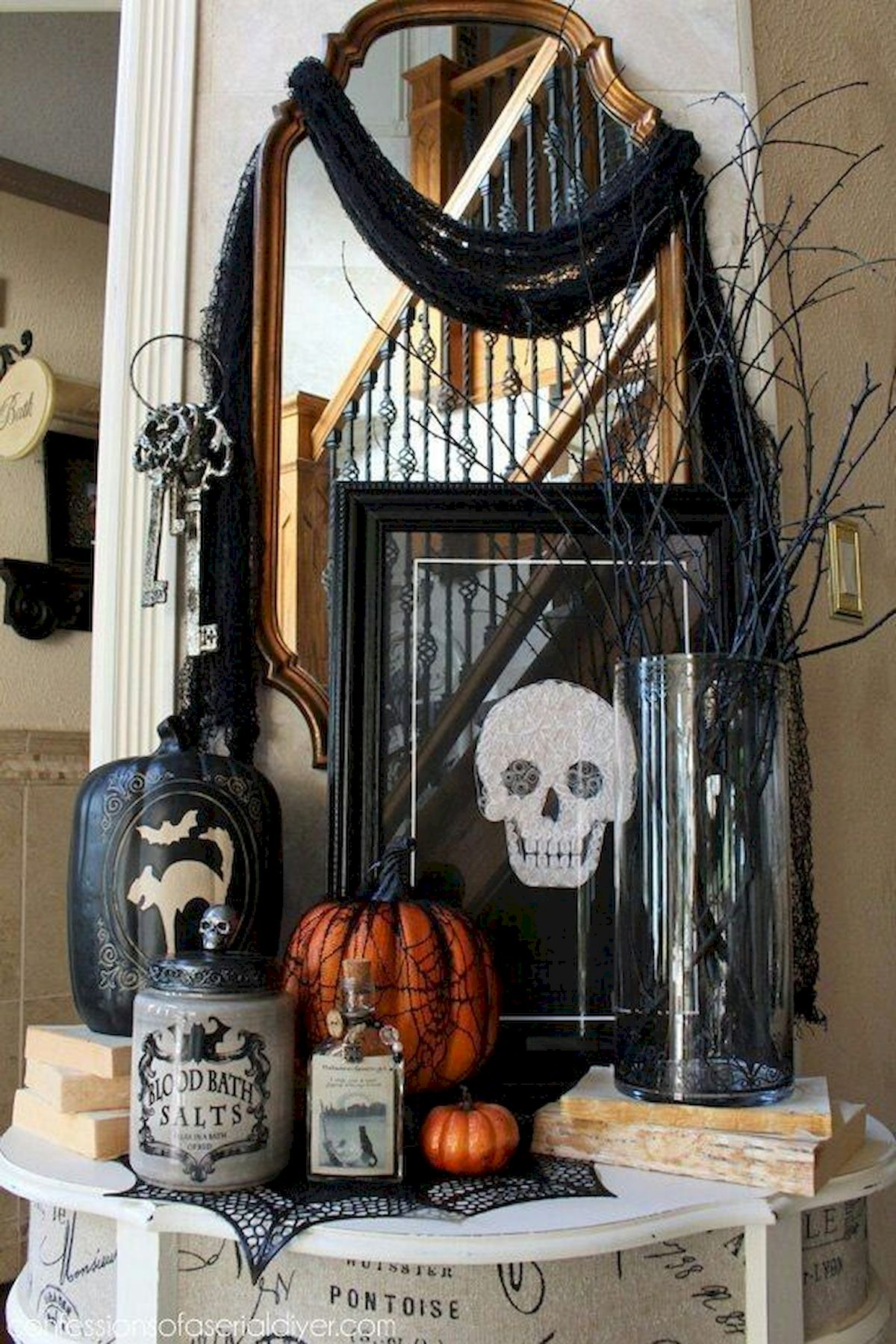 50 Stunning Halloween Decoration Indoor Ideas Artmyideas