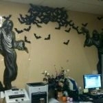 50 Stunning Halloween Decoration Indoor Ideas (49)